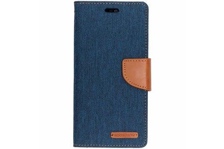 Huawei P20 Lite hoesje - Mercury Goospery Canvas Diary