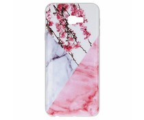 Design siliconen hoesje Samsung Galaxy J4 Plus