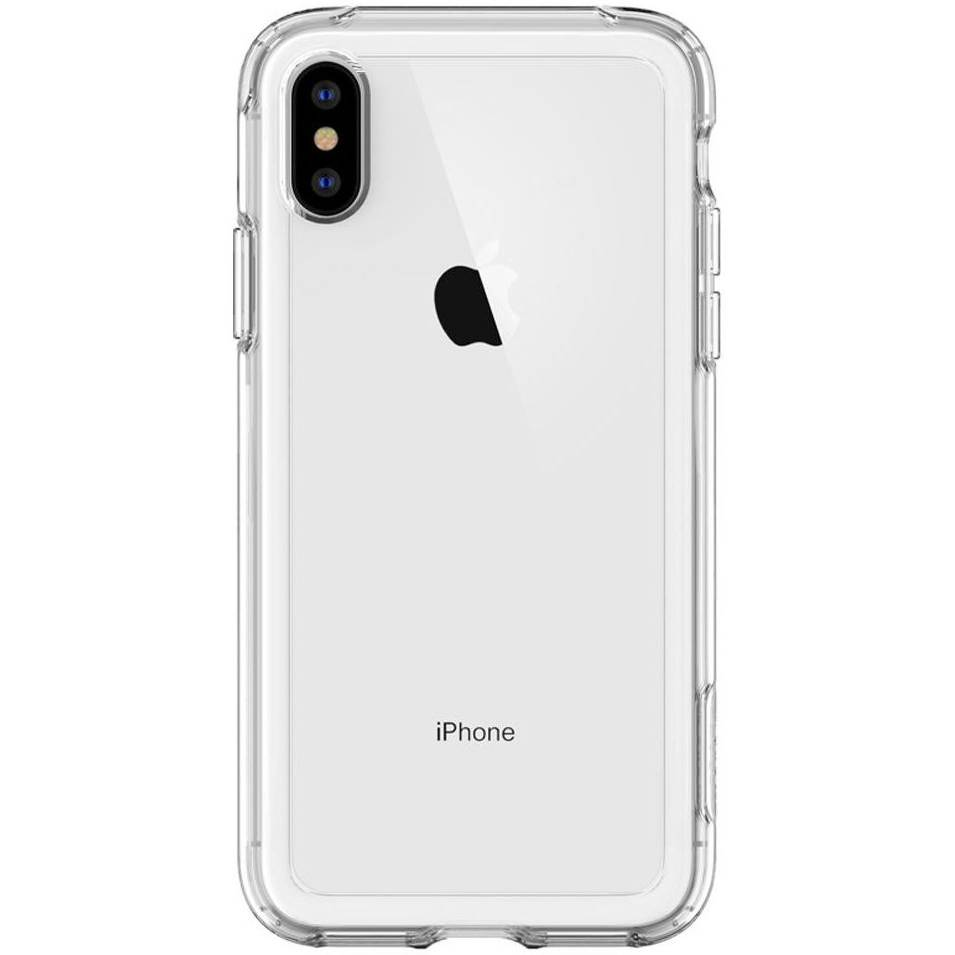 Spigen Crystal Hybrid™ Case voor de iPhone Xs / X