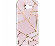 Selencia Pink Graphic Passion Hard Case Samsung Galaxy J4 Plus