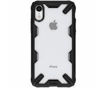 Ringke Zwart Fusion X Case iPhone Xr