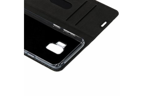 Samsung Galaxy S9 hoesje - Design Softcase Booktype voor