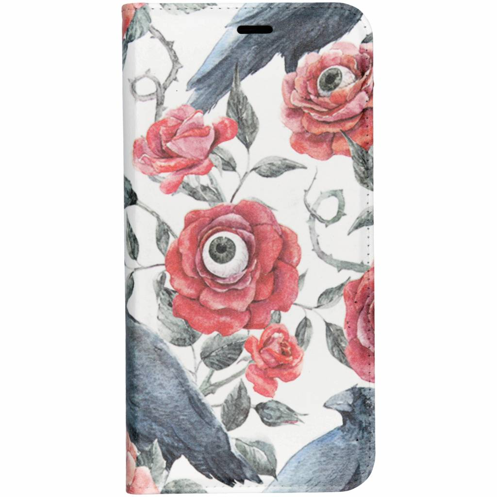Design Softcase Booktype voor Huawei Mate 10 Lite