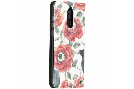 Huawei Mate 10 Lite hoesje - Design Softcase Booktype voor