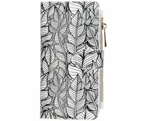 Design luxe portemonnee hoes iPhone Xr
