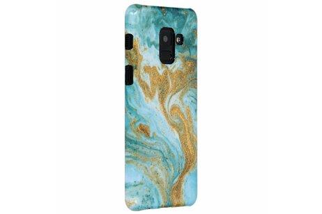 Samsung Galaxy A8 (2018) hoesje - Passion Backcover voor de