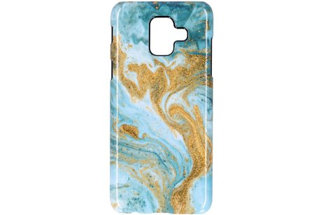 Passion Backcover voor Samsung Galaxy A6 (2018)