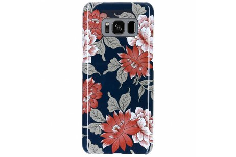Samsung Galaxy S8 hoesje - Passion Backcover voor Samsung