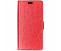 Rood zakelijke booklet Motorola Moto E5 Play