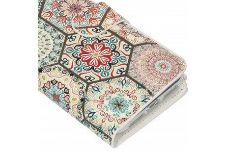 Design Luxe Portemonnee voor iPhone Xr - Hippie