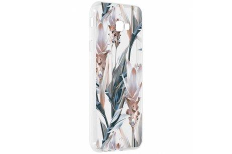 Samsung Galaxy J4 Plus hoesje - Design Backcover voor Samsung