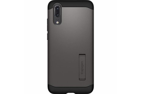 Huawei P20 hoesje - Spigen Slim Armor Backcover