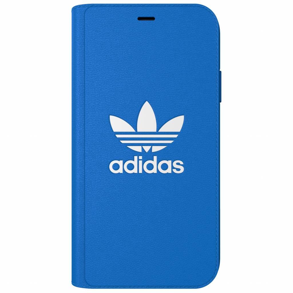adidas Originals Blauwe Booklet Case voor de iPhone Xr