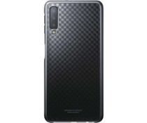 Samsung Zwart Gradation Cover Galaxy A7 (2018)