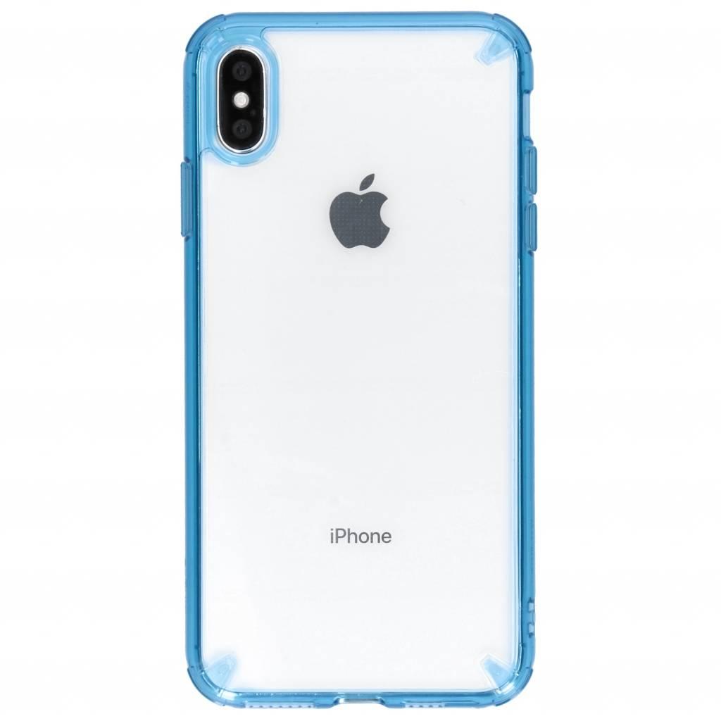 Ringke Blauwe Fusion Case voor de iPhone Xs Max