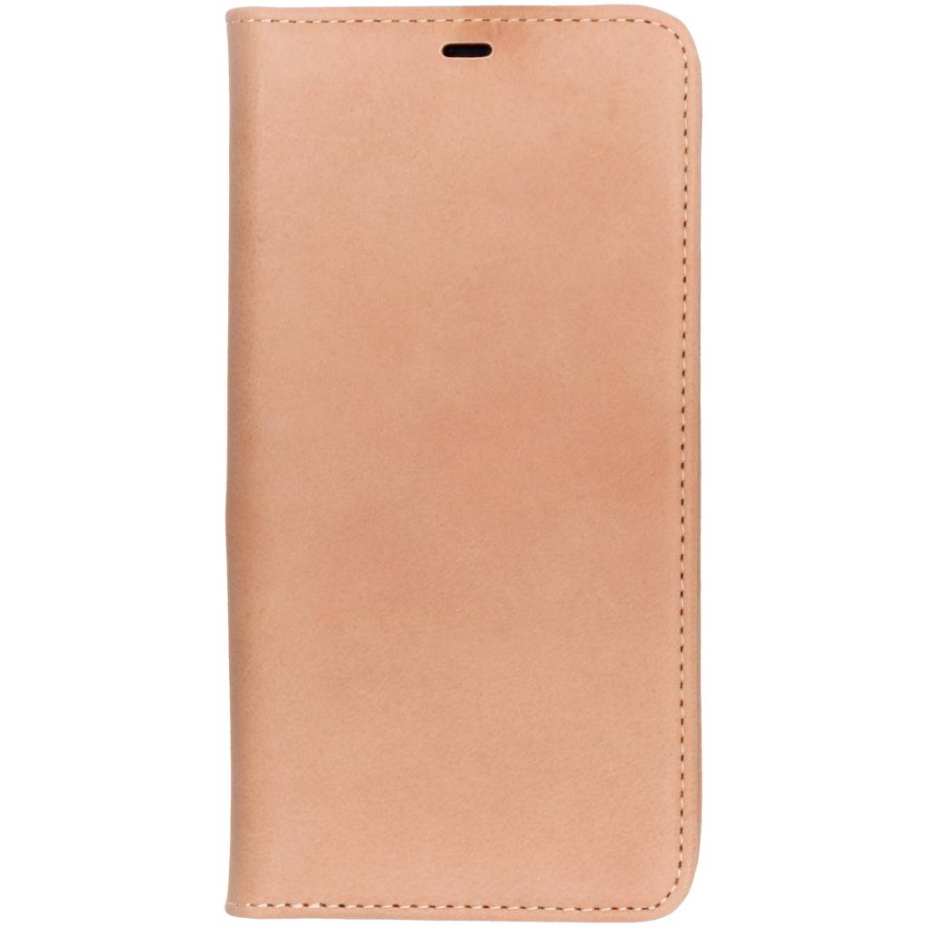 Krusell Beige Sunne Folio Wallet voor de iPhone Xs Max