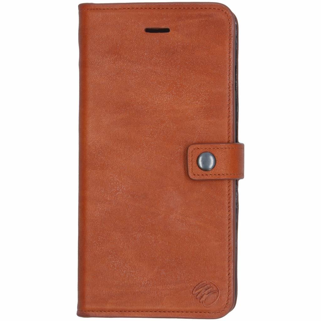 iMoshion Bruine 2 in 1 Wallet Case voor de iPhone 6(s) Plus