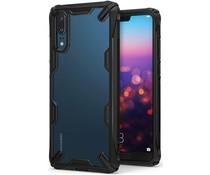 Ringke Zwart Fusion X Case Huawei P20