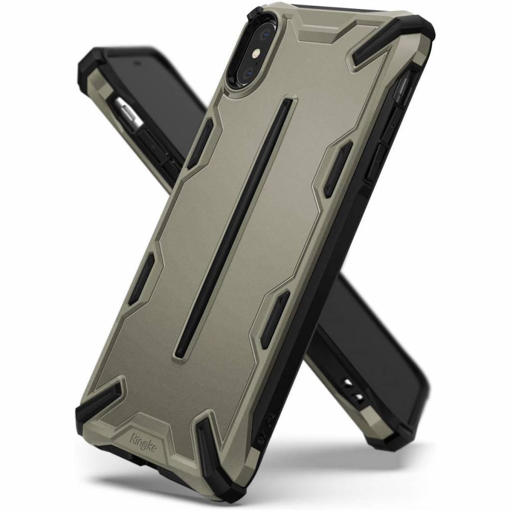 Ringke Bruine Dual X voor de iPhone Xs / X