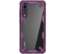 Ringke Paars Fusion X Case Huawei P20 Pro
