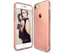 Ringke Rosé Goud Air Case iPhone 8 / 7