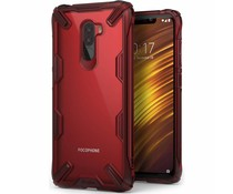Ringke Fusion X Backcover Xiaomi Pocophone F1