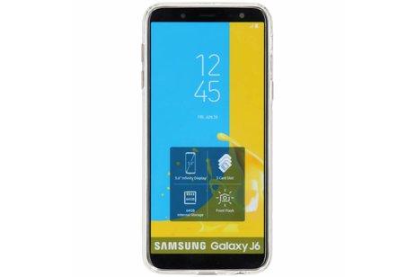 Samsung Galaxy J6 hoesje - My Jewellery Design Backcover