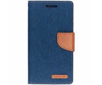 Mercury Goospery Canvas Diary Booktype Samsung Galaxy Grand Prime