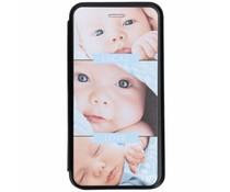 Samsung Galaxy J6 Plus gel booktype ontwerpen (eenzijdig)