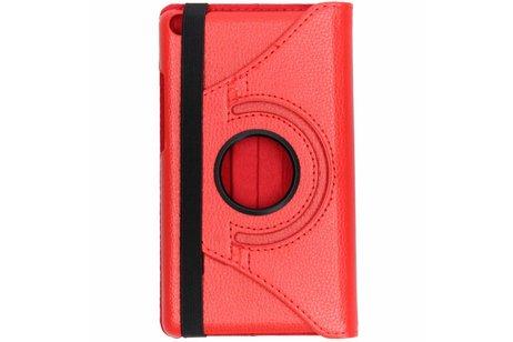 Huawei MediaPad T3 7 inch hoesje - 360° Draaibare Bookcase voor