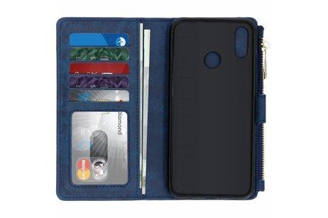 Huawei P Smart Plus hoesje - Luxe Portemonnee voor Huawei