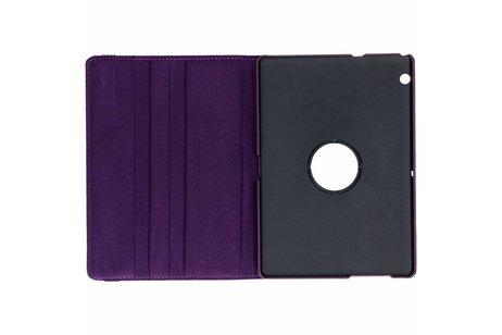 Huawei MediaPad T3 10 inch hoesje - 360° Draaibare Bookcase voor