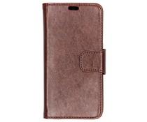 Bruin split leather booktype Asus ZenFone Max Pro