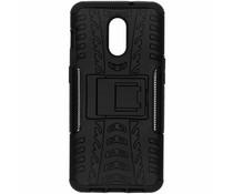 Zwart Rugged Hybrid Case OnePlus 6T