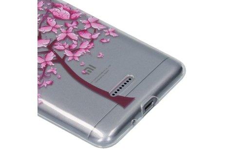 Xiaomi Redmi 6 hoesje - Design Backcover voor Xiaomi
