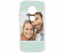 Ontwerp uw eigen Motorola Moto E5 Play gel hoesje