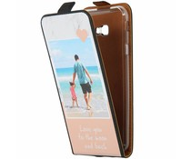 Ontwerp uw eigen Samsung Galaxy J4 Plus flipcase
