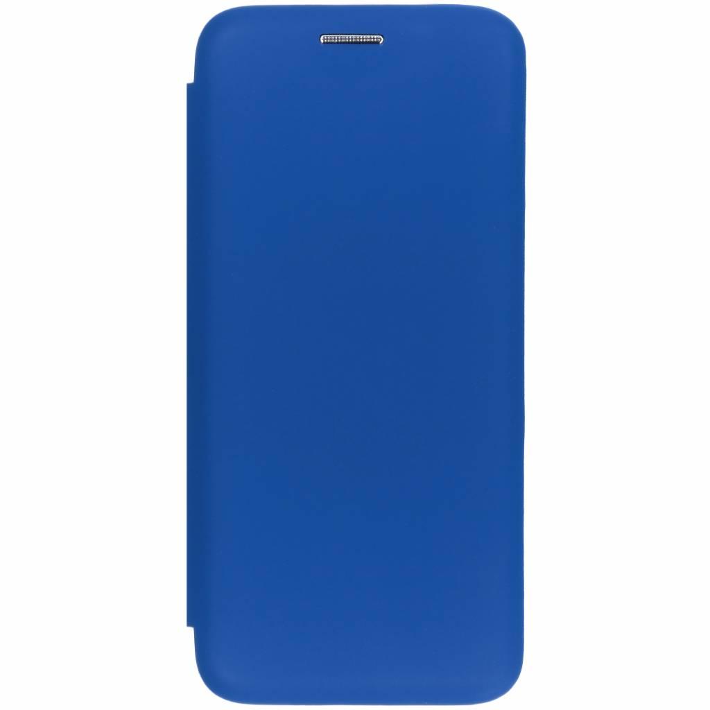 Blauwe slim folio color case voor de Samsung Galaxy S8