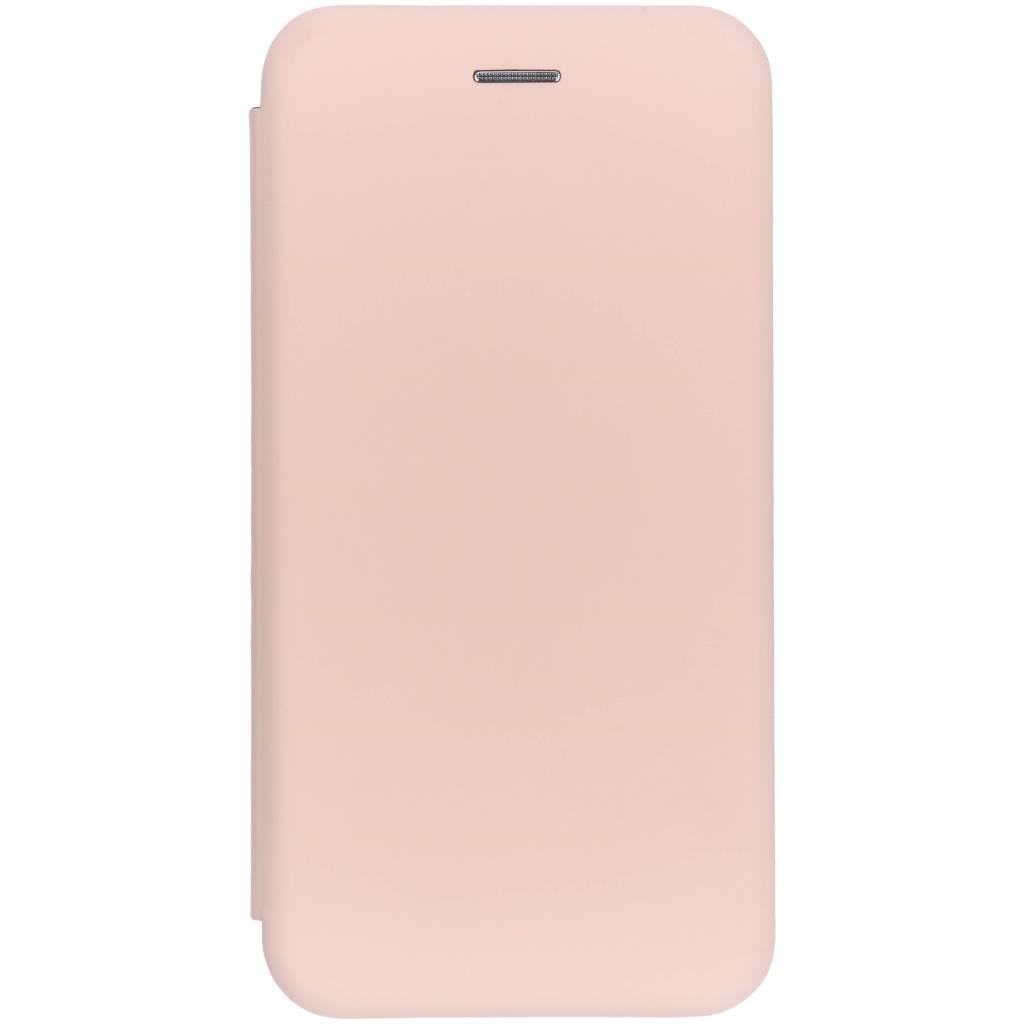 Oudroze slim folio color case voor de Huawei Mate 20 Lite