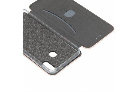 Huawei P20 Lite hoesje - Slim Folio Color Booktype