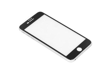 Selencia Gehard Glas Premium Screenprotector voor iPhone 8 Plus / 7 Plus / 6(s) Plus - Zwart
