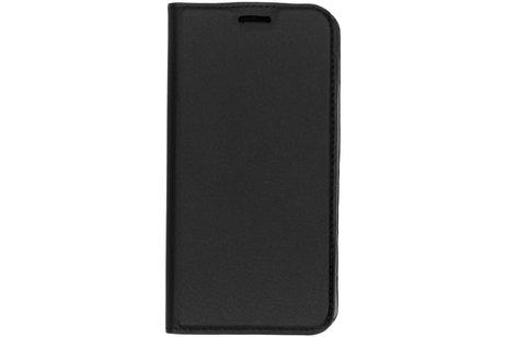 Samsung Galaxy J3 (2017) hoesje - Effen Hardcase Booktype voor