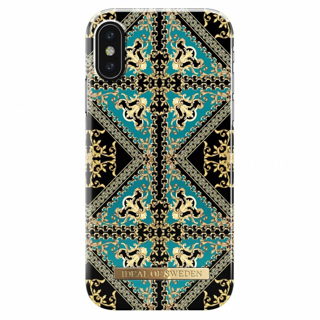 iDeal of Sweden Baroque Ornament Fashion Back Case voor de iPhone Xs / X