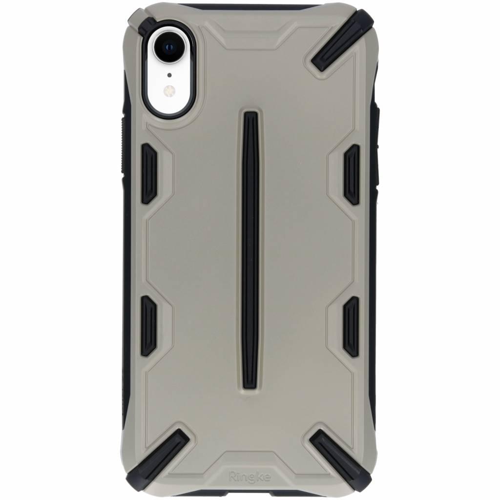 Ringke Dual X Backcover voor iPhone Xr - Bruin