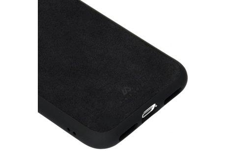 Black Rock The Statement Backcover voor iPhone Xs Max - Zwart