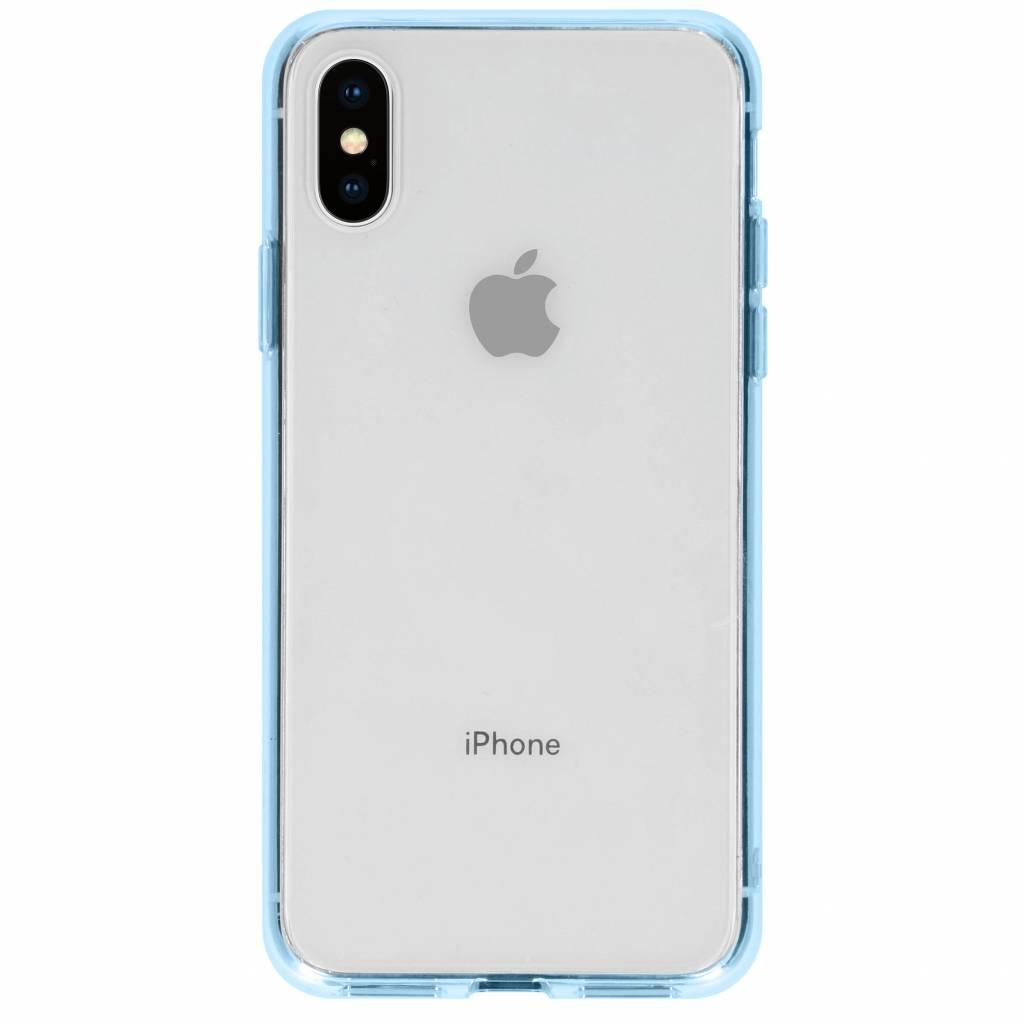 Ringke Blauwe Fusion Case voor de iPhone Xs / X
