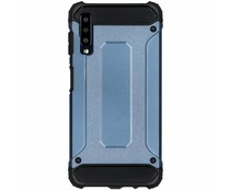 Donkerblauw Rugged Xtreme Case Samsung Galaxy A7 (2018)
