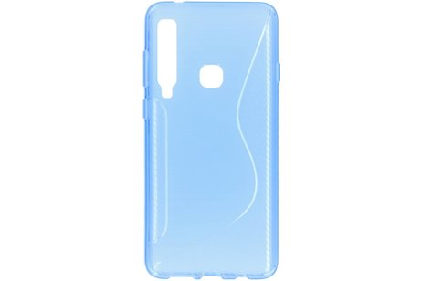 Samsung Galaxy A9 (2018) hoesje - S-line Backcover voor Samsung