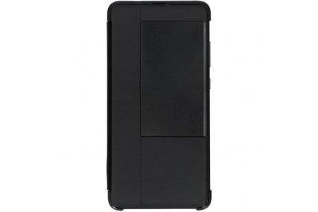 View Cover Booktype voor Huawei Mate 20 - Zwart