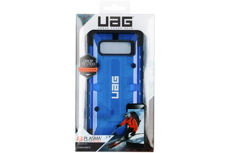 UAG Plasma Backcover voor Samsung Galaxy Note 8 - Blauw